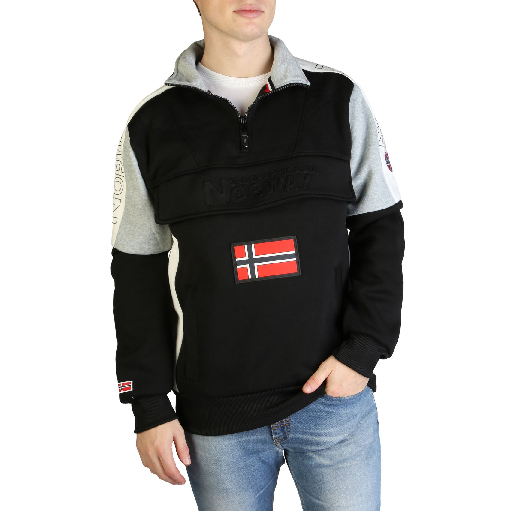 Geographical Norway – Fagostino007_man – Noir